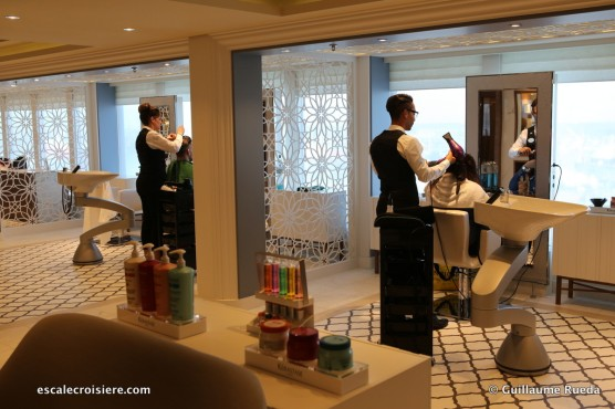 Norwegian Bliss - Coiffeur