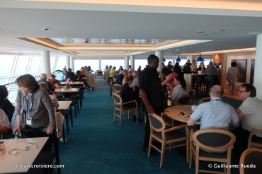 Norwegian Bliss - Garden Café