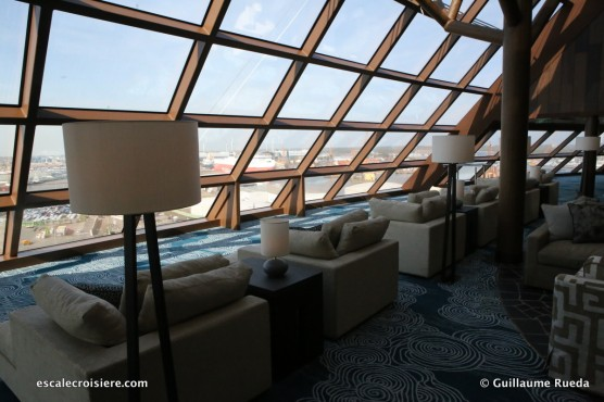 Norwegian Bliss - Horizon Lounge