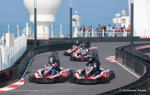 Norwegian Bliss - Karting - Race track