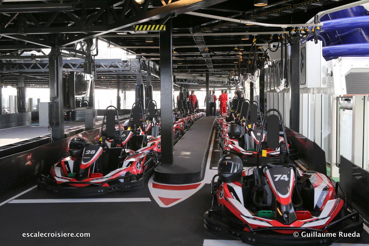 Norwegian Bliss - Karting - Race track