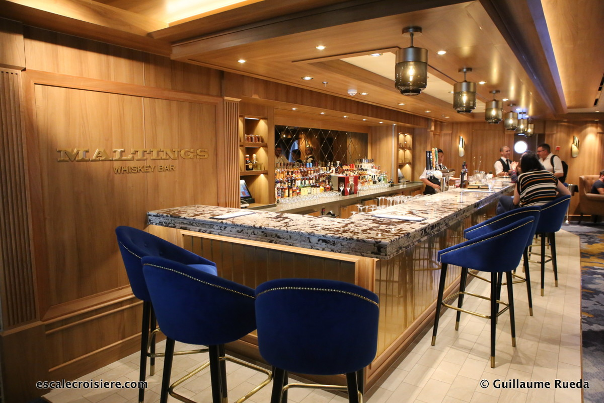 Norwegian Bliss - Maltings bar