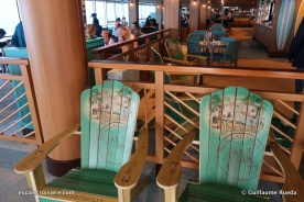 Norwegian Bliss - Margaritaville restaurant