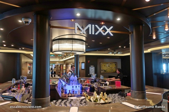 Norwegian Bliss - Mixx bar