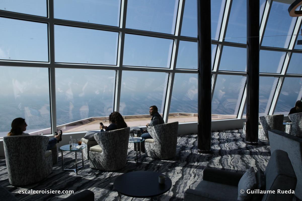 Norwegian Bliss - Observation Lounge