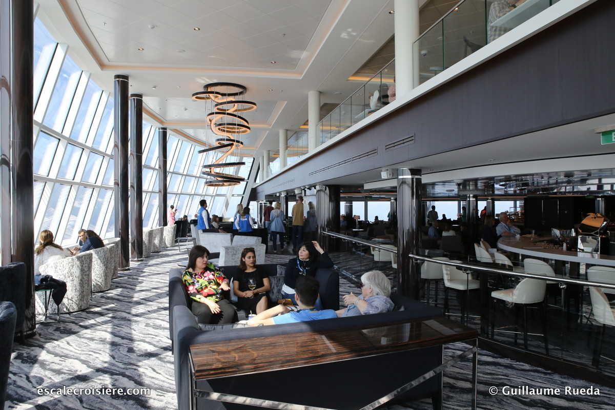 Norwegian Bliss - Observation Lounge