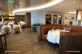 Norwegian Bliss - Ocean Blue restaurant