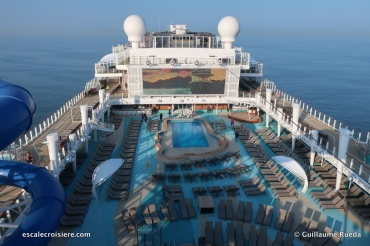 Norwegian Bliss - Piscines