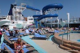 Norwegian Bliss - Solarium