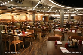 Norwegian Bliss - Q restaurant