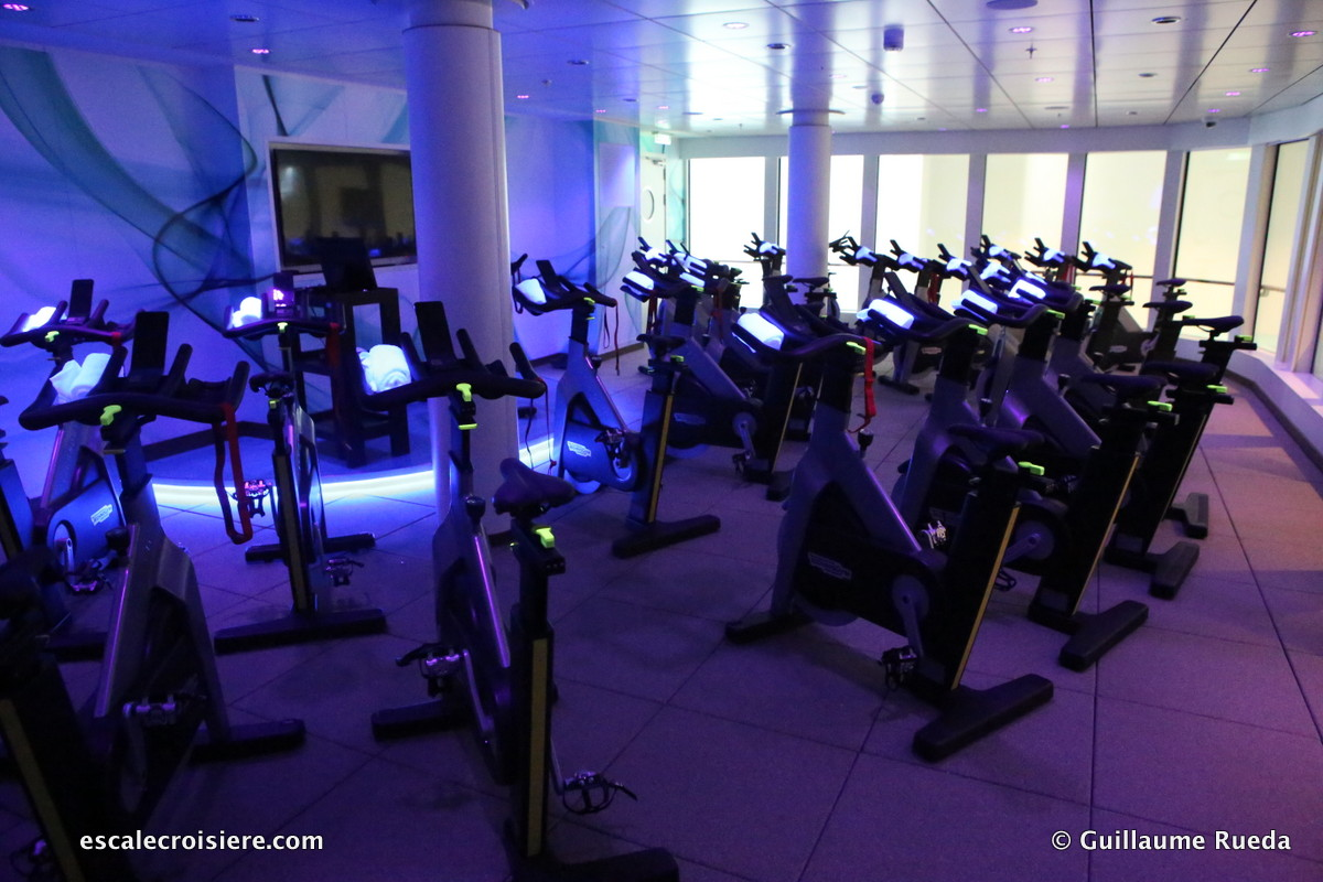 Norwegian Bliss - Salle de sport