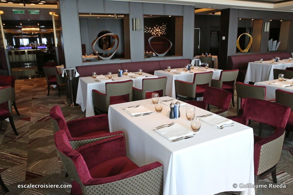 Norwegian Bliss - Savor Restaurant