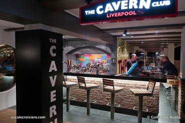 Norwegian Bliss - The Cavern Club (2)
