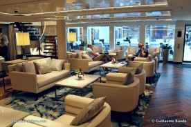Norwegian Bliss - The Haven Lounge
