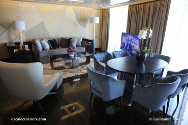 Norwegian Bliss - The Haven Owner's Suite