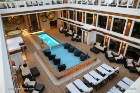 Norwegian Bliss - The Haven - Piscine
