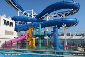 Norwegian Bliss - Toboggan Aqua Racer