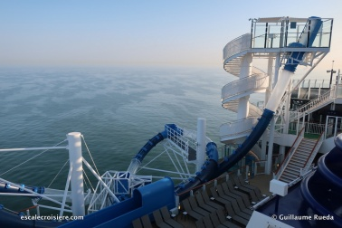 Norwegian Bliss - Toboggan Ocean Loops