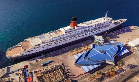Queen Elizabeth 2 - QE2 Hotel Dubai