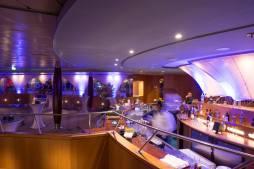 Queen Elizabeth 2 - QE2 Hotel Dubaï - Bar