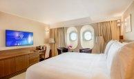 Queen Elizabeth 2 - QE2 Hotel Dubaï - Cabine