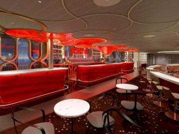 Costa Smeralda - Campari bar