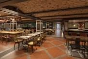 Costa Smeralda - Restaurant Central Dining