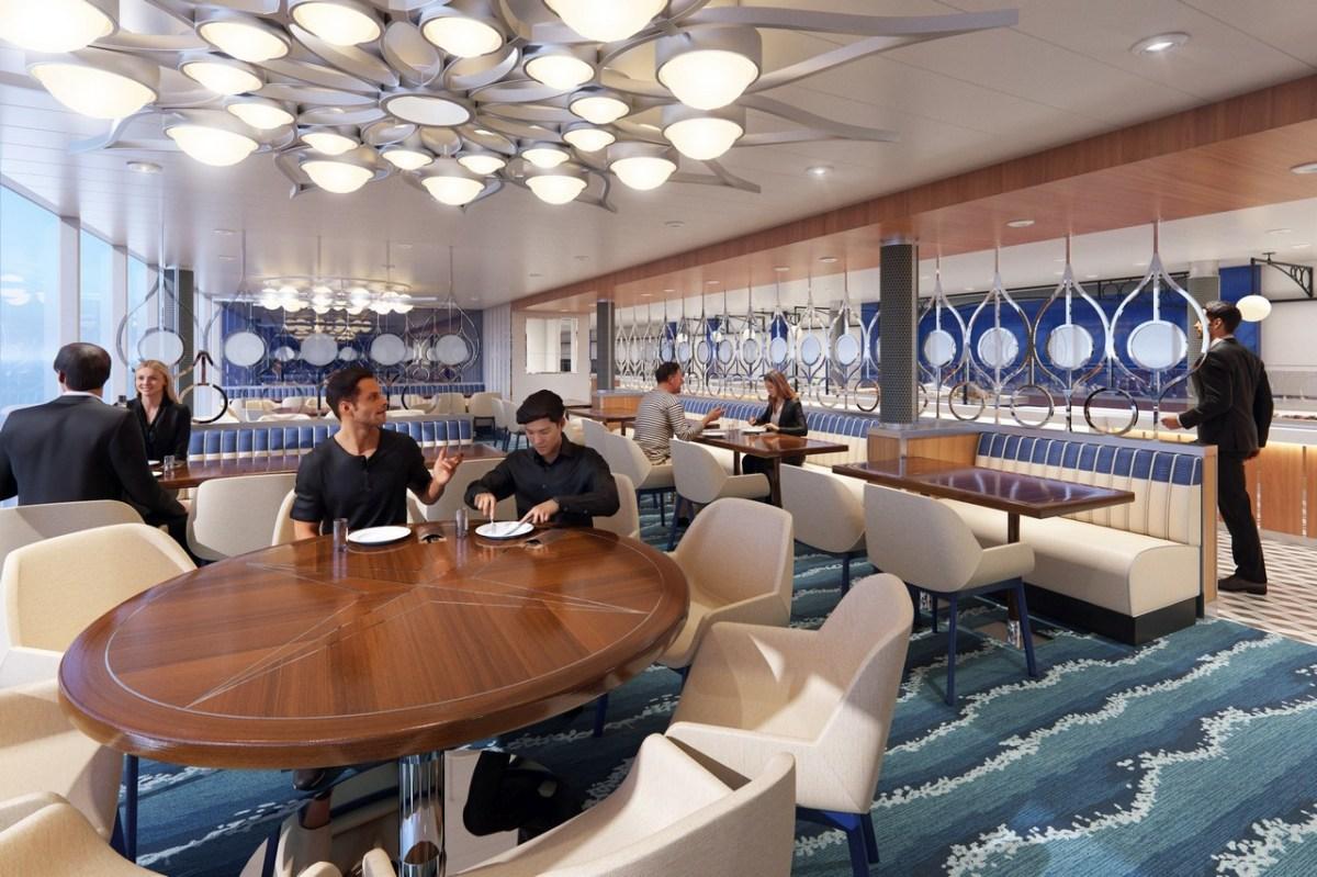 Costa Smeralda - Restaurant de fruits de mer
