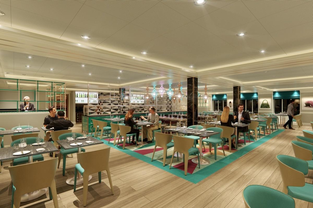 Costa Smeralda - Restaurant Kitchen