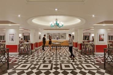 Costa Smeralda - Restaurant principal