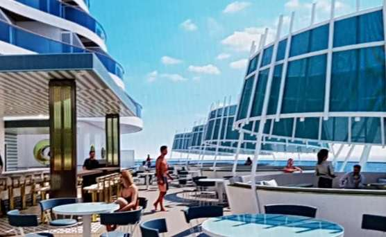 Costa Smeralda - Solarium Club - La Spiaggia