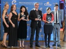 Lauréats de la Mer 2018 - Agences nommées