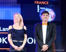 Lauréats de la Mer Georges Azouze - Annika Gummesson