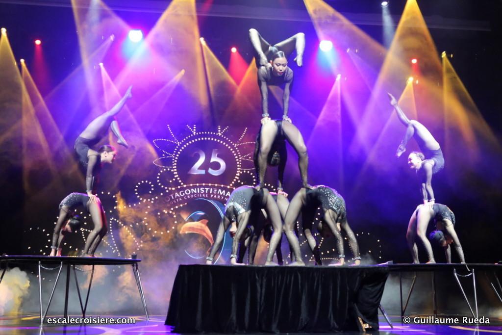 Lauréats de la Mer 2018 - Cérémonie Costa Favolosa