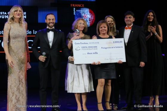 Lauréats de la Mer 2018 - Prix special Fondation Costa