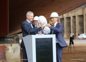 Bruno Le Maire - STX France - Chantiers de l'Atlantique (2)