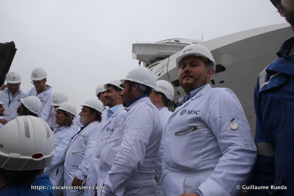 MSC Bellissima - Equipes STX France et MSC Cruises (1)