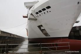 MSC Bellissima - Mise à flot (4)