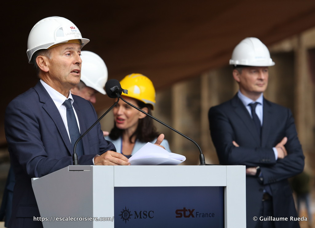 MSC Croisières - STX France - Laurent Castaing (1)
