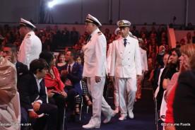 MSC Seaview - Baptême - Gênes Officiers