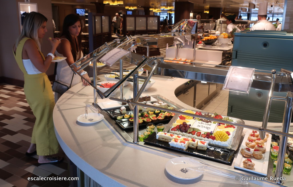 MSC Seaview Biscayne Bay Buffet & Pizzeria