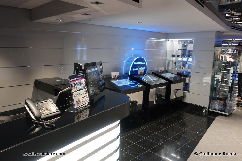 MSC Seaview - Boutique photo