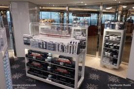 MSC Seaview - Boutiques MSC