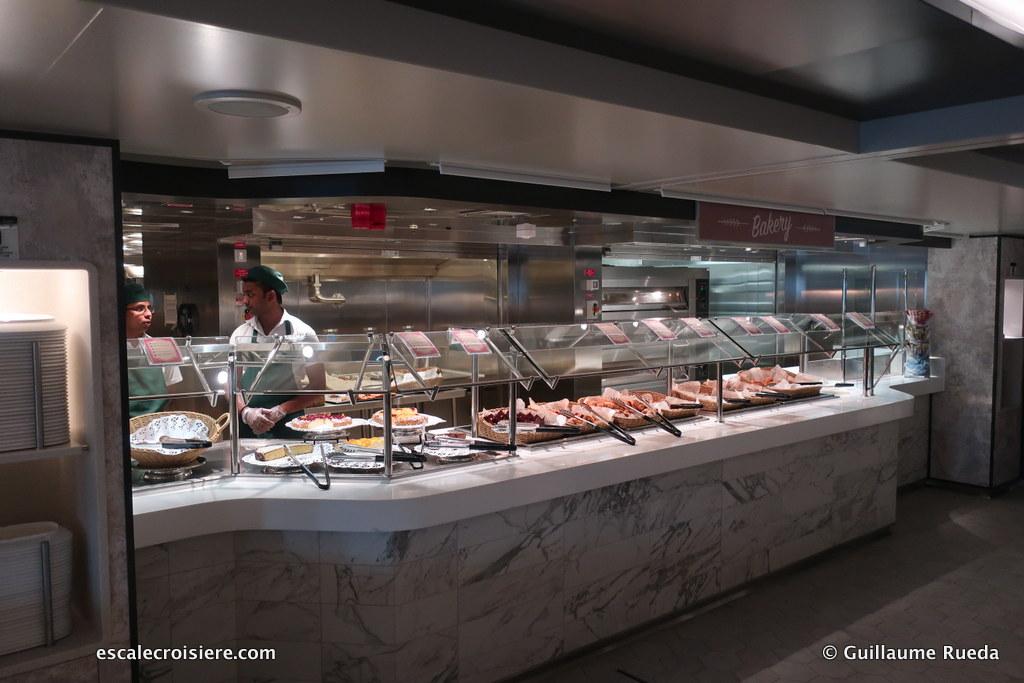 MSC Seaview - Marketplace buffet (3)