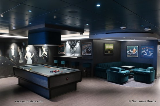 MSC Seaview - Haven Lounge