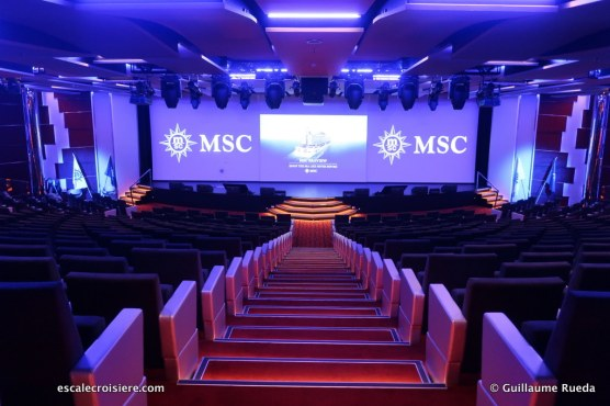 MSC Seaview - Odeon Theater