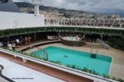 MSC Seaview - Piscine Jungle Pool