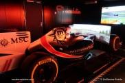 MSC Seaview - Simulateur de F1