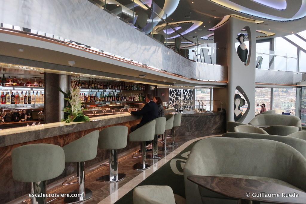 MSC Seaview - Top Sail Lounge