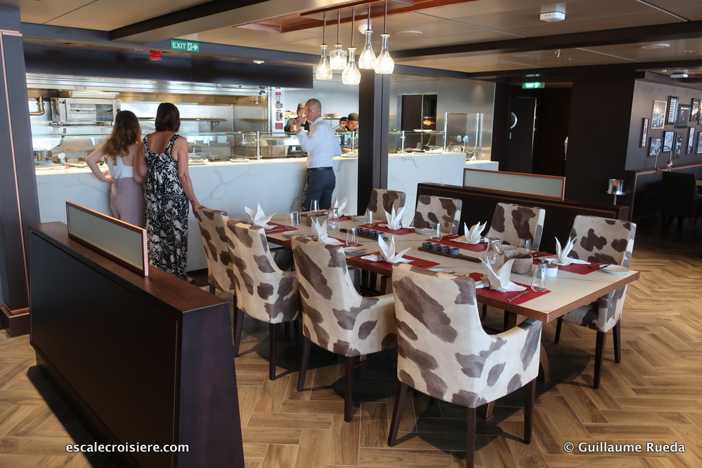 MSC Seaviexw - Butcher's Cut steakhouse (1)